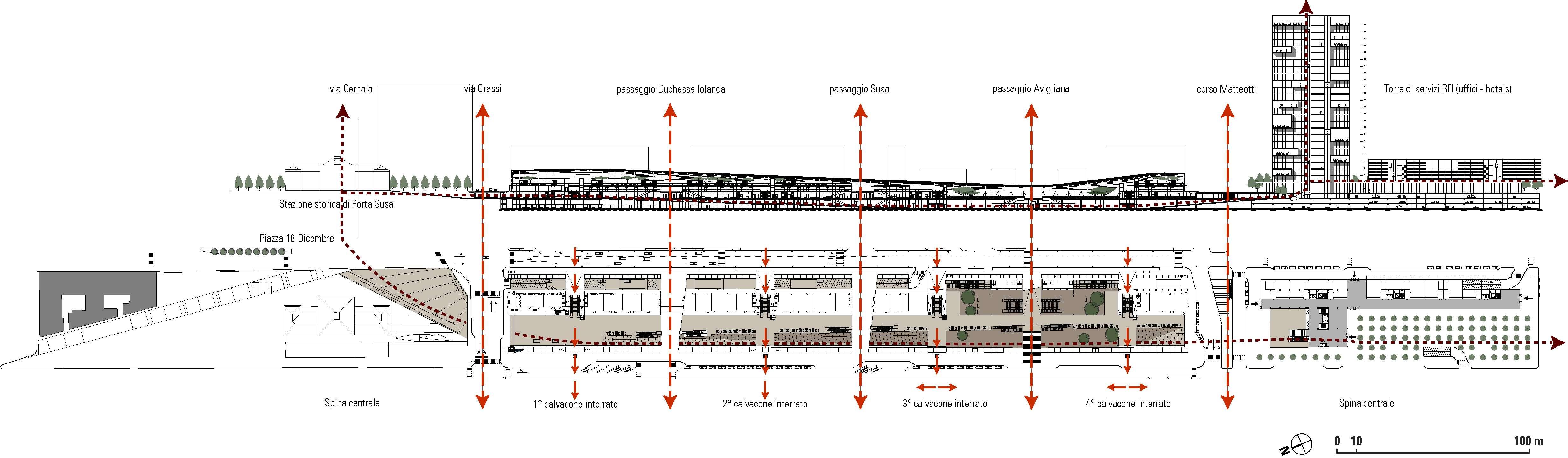 Torino nuova stazione av torino porta susa page 167 - Porta susa stazione ...