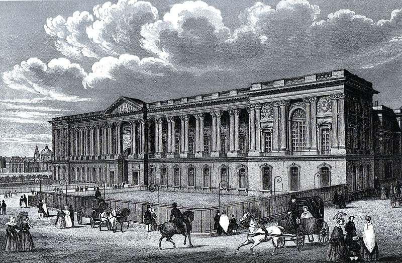 Louvre Müzesi – Le Musée du Louvre | Fransız İhtilâlinden Sonra 1793 Senesinde, Fransa'da Aç