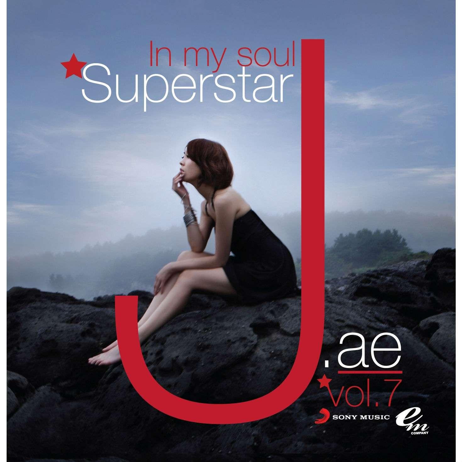 J.ae Vol.7 - Super Star Cover